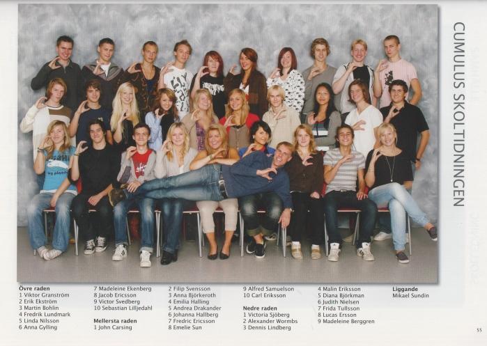 Redaktionen 2008/2009