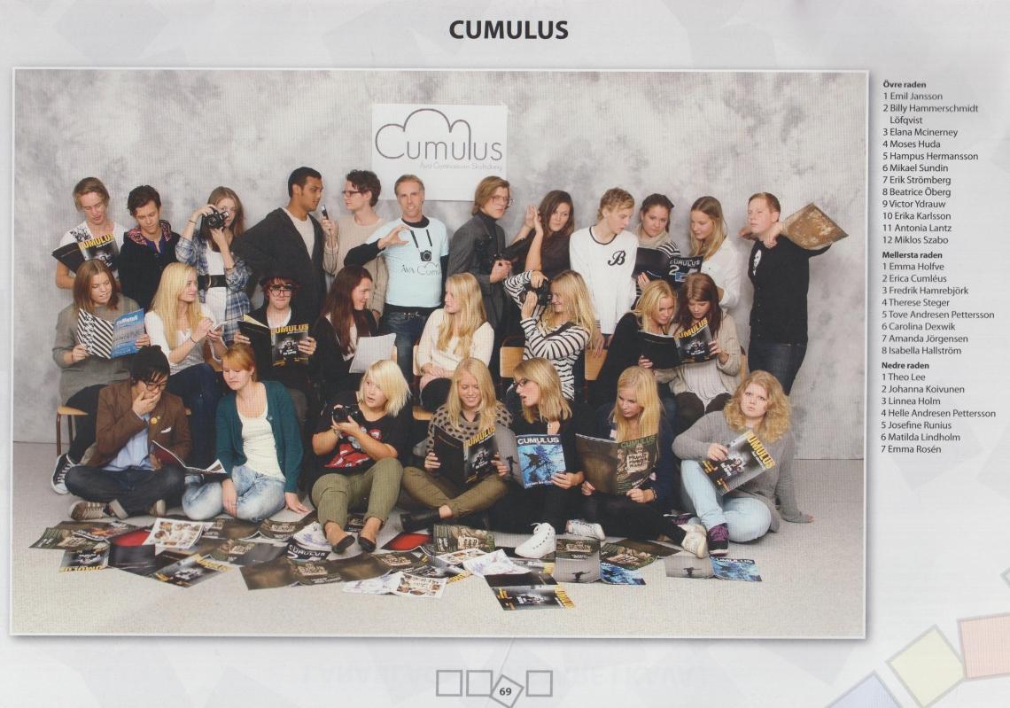 Redaktionen 2010/2011