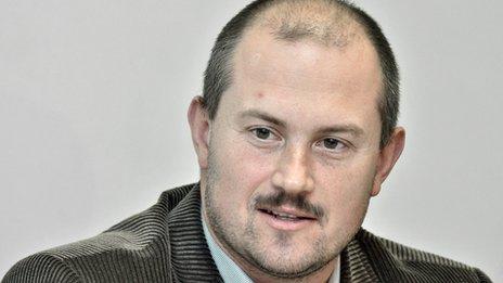 (Ej X&Y-Axel) Nazist blir guvernör i Slovakien