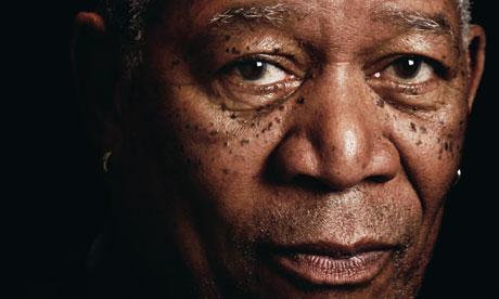 Morgan Freeman har en röst som många anser behaglig- kanske skulle han testa på att göra en ASMR?