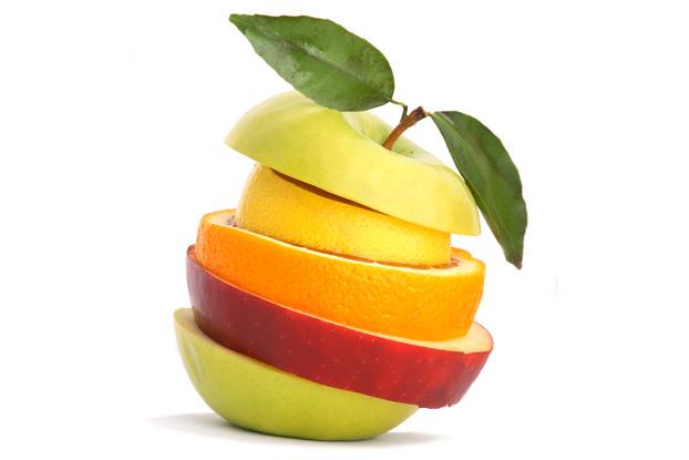 fruktäpple
