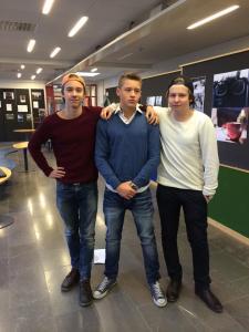 Fredrik,Gustaf,axel