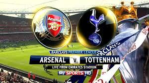 Arsenal-Totts